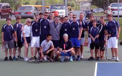 Varsity Tennis Senior Night