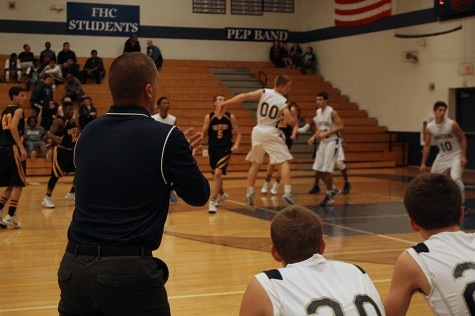 Spartans conquers Vianney in JV basketball