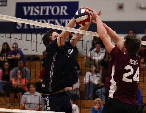Boys volleyball goes for conference title against FHN tonight. Watch live here!