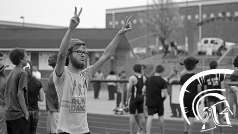 Boys track team gains momentum