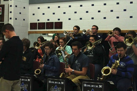 Jazz ensemble performs well at conference