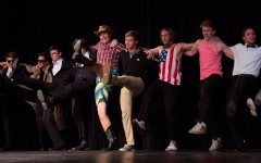 Mr. FHC, an exciting night for the participants and audience