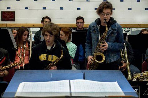 Jazz bands get festive