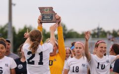 Girls soccer wins 6th district title