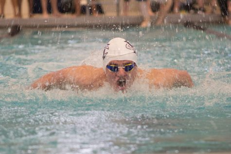 Central boy's swim falls short to Zumwalt in final meet before GAC's