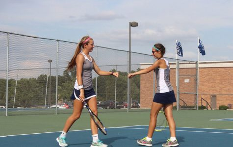 Sisters on the court
