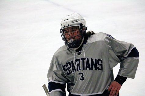 Hockey pushes forward