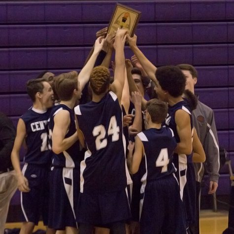 Freshmen basketball wins GACs