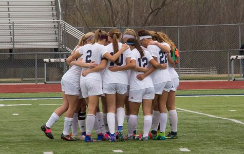 LIVE!! Francis Howell Central takes on FHN's girls soccer