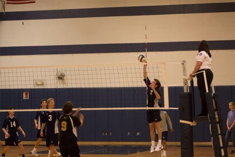 Volleyball Victorious