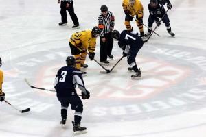 Hockey team unites, works cohesively