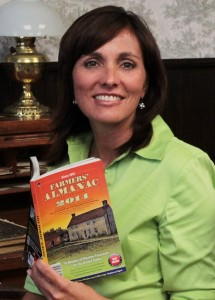 Ms. Sandi Duncan is the managing editor of the Farmers' Almanac. She has worked for the Farmers' Almanac since 1994.