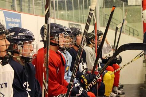 Hockey team still striving for recognition from school