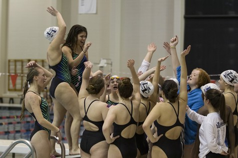 Girl's swim comes to an end