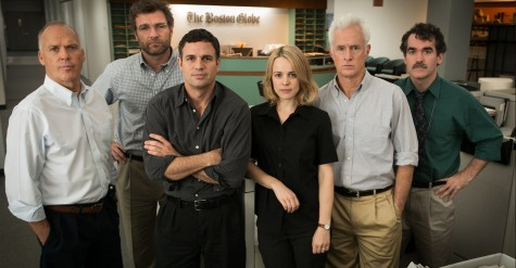 """Spotlight"": the 2010s answer to ""All the President's Men"""