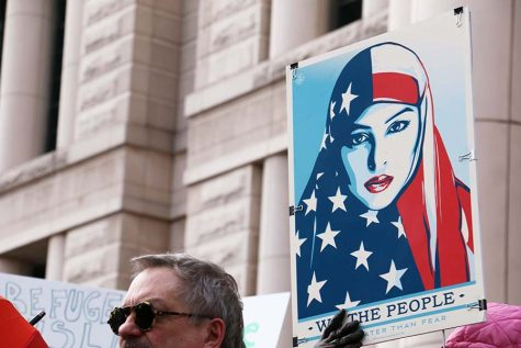 STL stands against travel ban