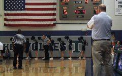 Seniors final game