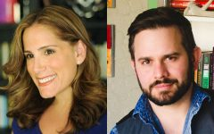 LIVE! Best-selling authors visit the Learning Commons