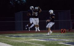 Football plans to bounce back after fall to Timberland