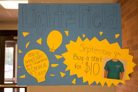 Light the Field returns