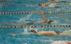 Swim team forms life-long friendships