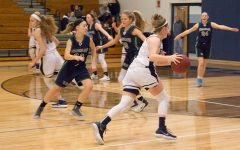JV girls basketball reigns victorious over Timberland for the second time this season