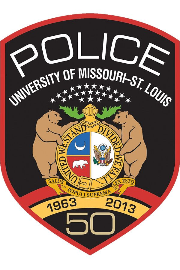The+St.+Louis+Police+Department+crest+symbolizes+hope+for+a+safer+tomorrow.+Citizens+of+the+city+can+at+least+hope+they+remain+alive+long+enough+to+see+change.+