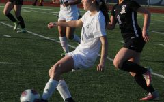 Disappointing loss for varsity soccer