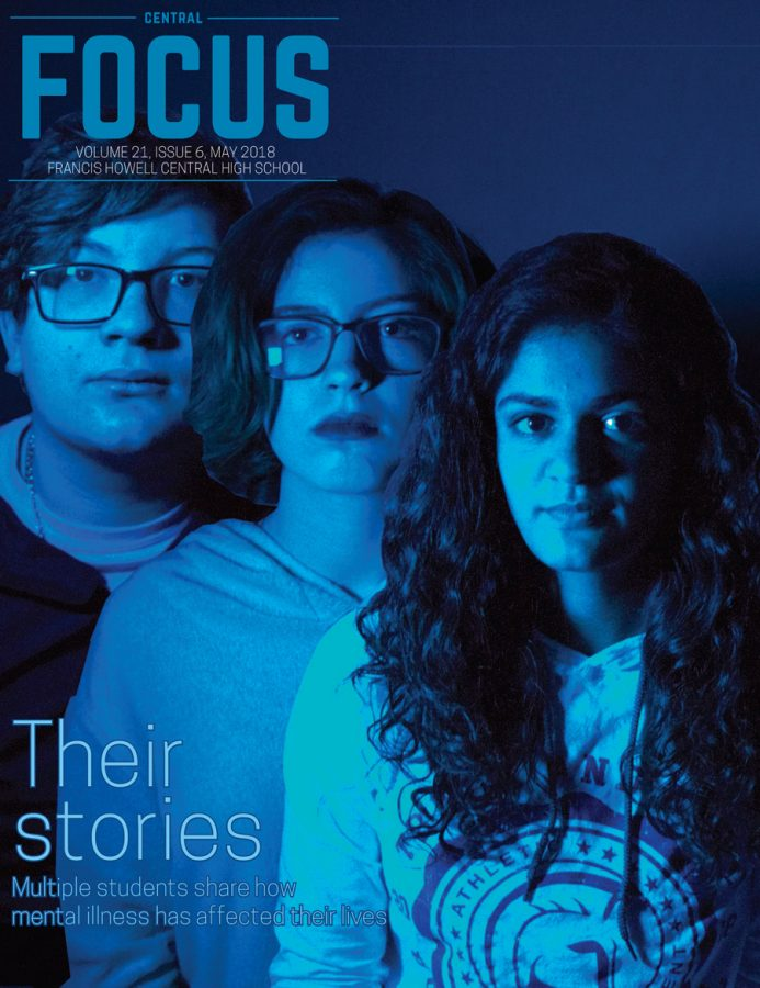 Their stories: May issue full