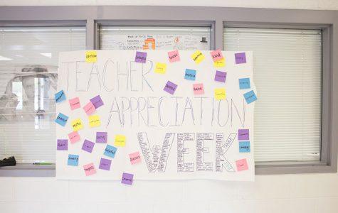 Teacher appreciation timelapse